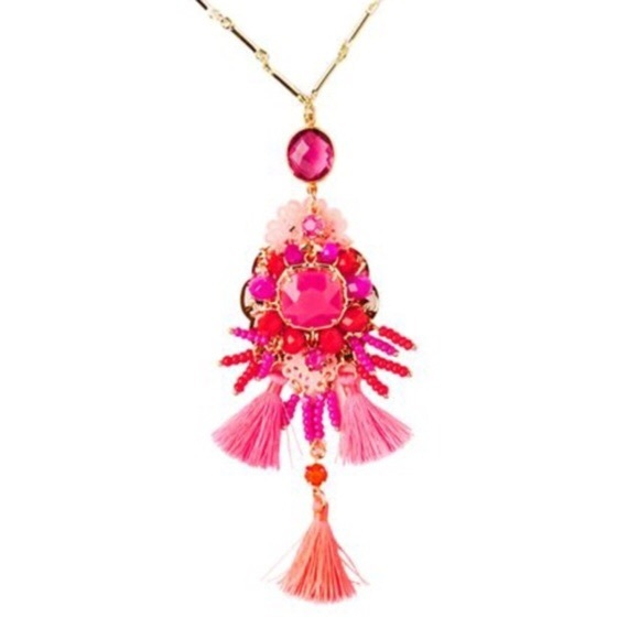 Lilly Pulitzer Island Exotic Necklace